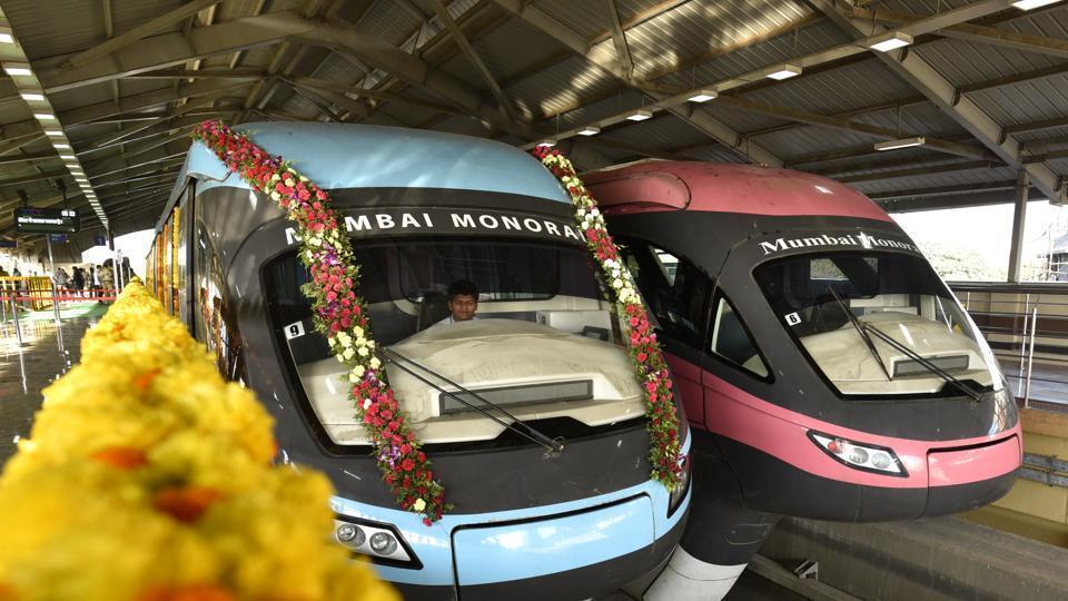 Mumbai Monorail,MMRDA,walk-to-work