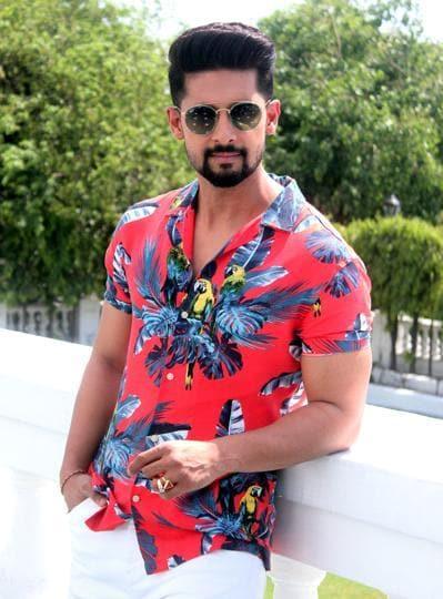Ravi Dubey,TV actor,Punjabi film