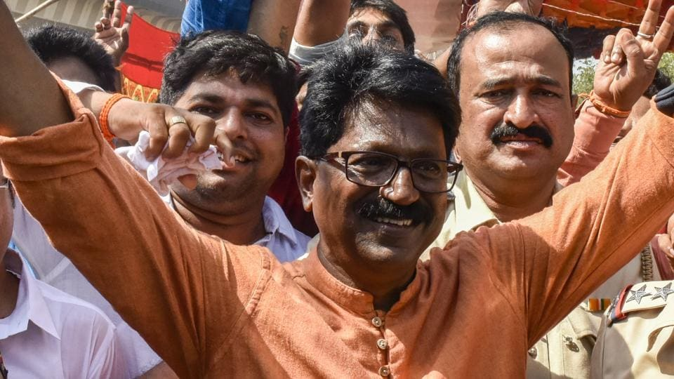 Shiv Sena leader Arvind Sawant will be a part of the new Narendra Modi cabinet, said party leader Sanjay Raut