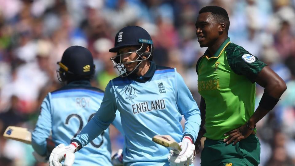 ICC World Cup 2019,England vs South Africa,Jason Roy