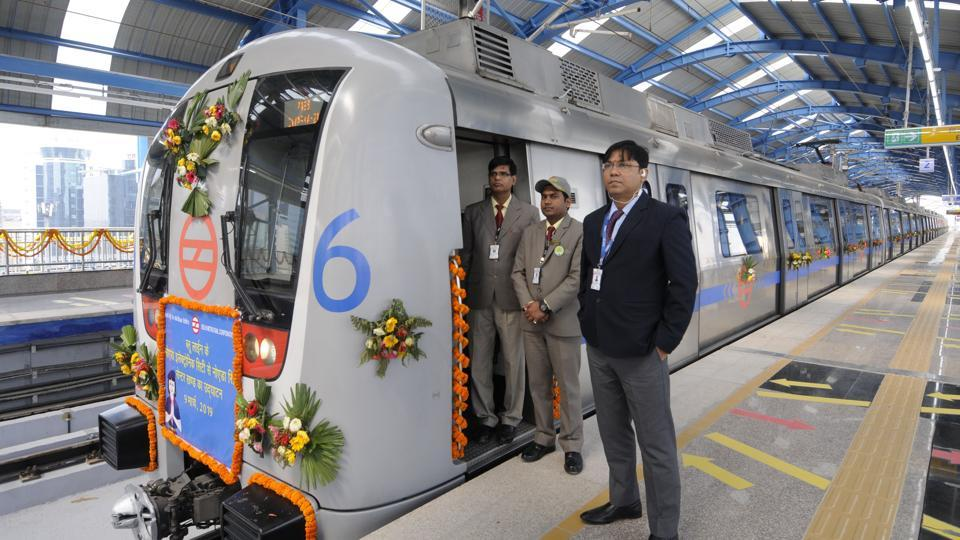 The Metro rail corporation envisages a unified smart card-based multimodal transport ticketing system for Noida