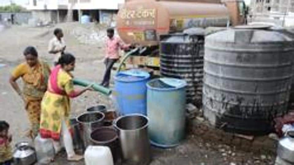 Pune,One year later,water management