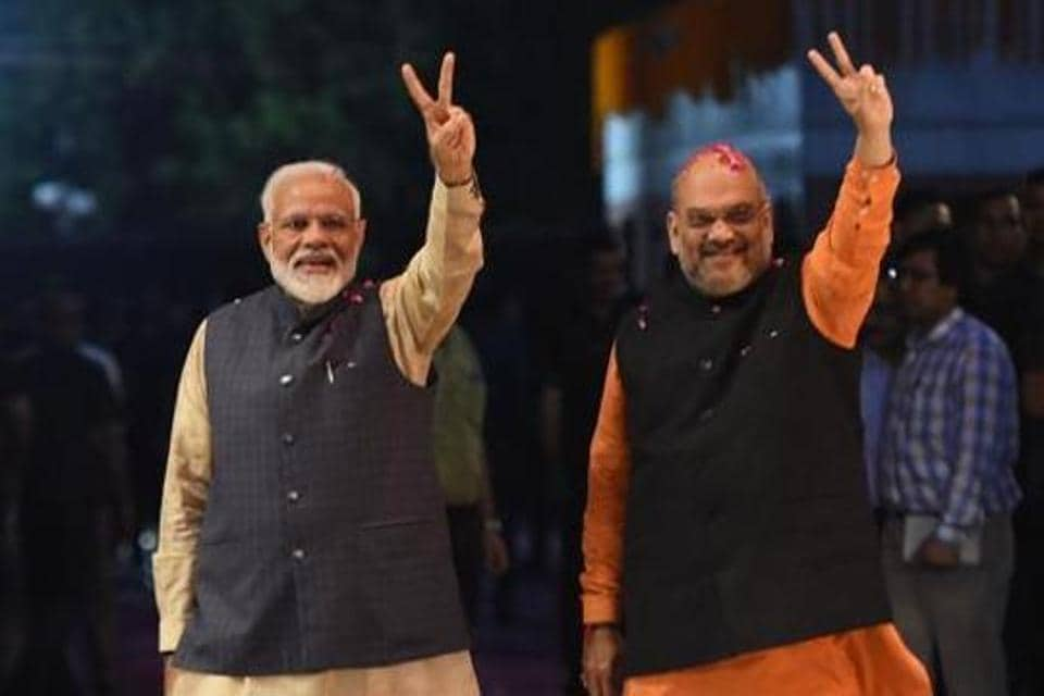 How the Bharatiya Janata Party (BJP) has responded in the week since the results tells you that under the Narendra Modi-Amit Shah regime the party's appetite is voracious and its energy relentless