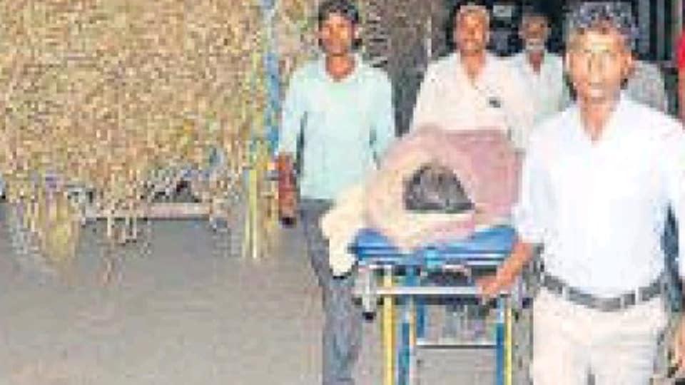 shamli,burn victim dies in Shamli,UP news
