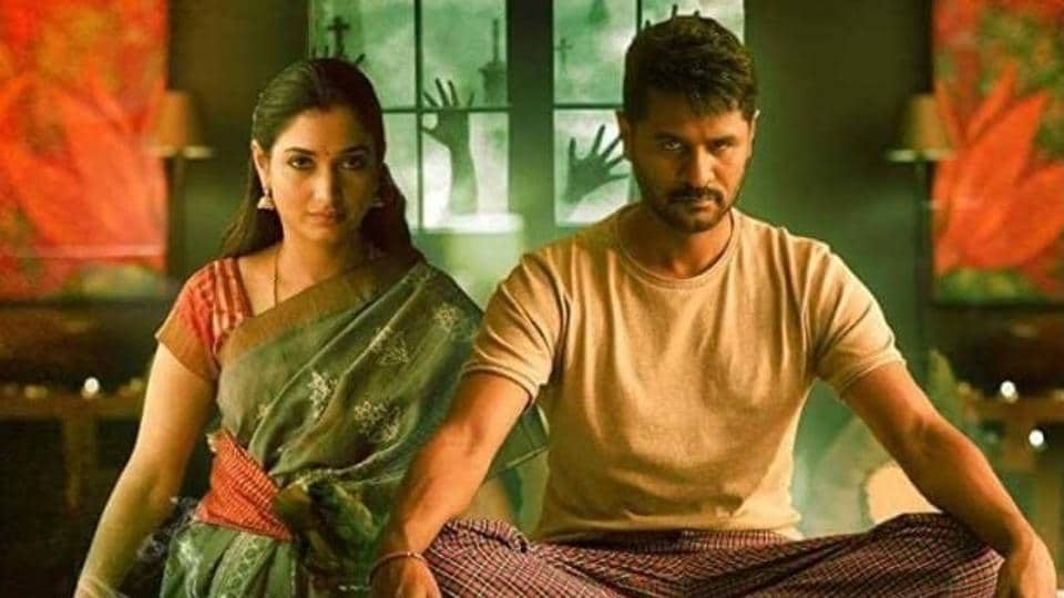 Devi 2 movie review: Despite sincere efforts by Prabhudeva and Tamannaah, the film goes down the drain.