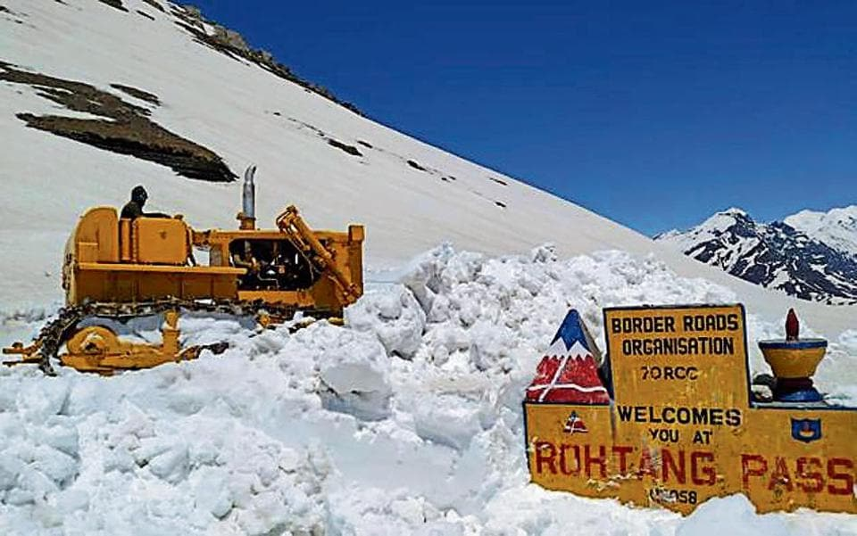Rohtang Pass,Spiti Valley,National Green Tribunal