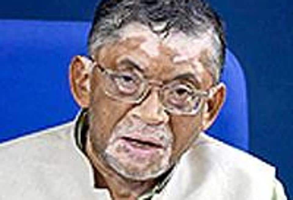 Santosh Gangwar, is a veteran parliamentarian who lost from his traditional Bareilly seat just once in 2009 ever since his electoral debut in 1989.