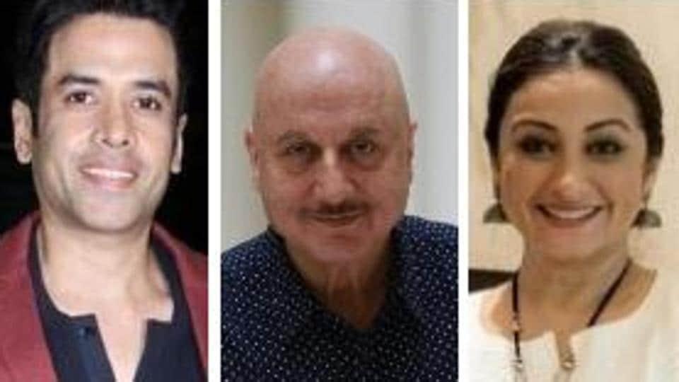 Richa Chadha,Anupam Kher,Divya Dutta