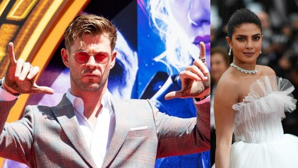 Chris Hemsworth is also open to working in a Bollywood film.