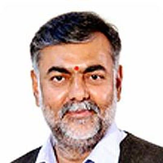 Prahlad Patel began his political career as a student leader and held several posts with the Bharatiya Janata Yuva Morcha, the youth wing of the BJP