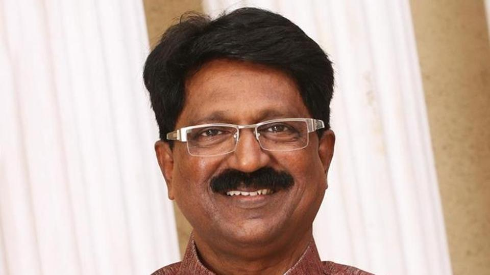 Arvind Sawant, 67, is known in Shiv Sena for his good oratory skills and an ability to develop relations across party lines.