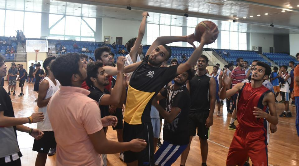 As many as 39 colleges in DU have requirement of basketball and volleyball players and athletes while 31 colleges want cricketers and footballers.