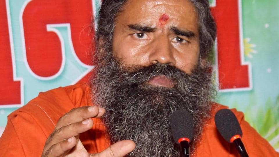 Baba Ramdev took a potshot at Opposition leaders and said that they should practice 'Kapalabhati' for the next 10 to 15 years to control stress.