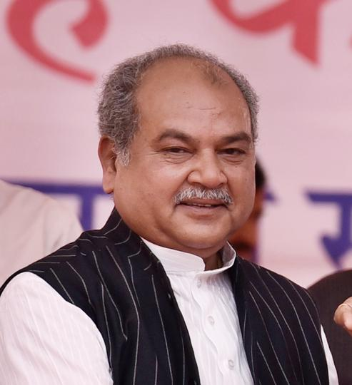 Narendra Singh Tomar to head Ministries of Agriculture, Farmers Welfare, Rural Development, and Panchayati Raj