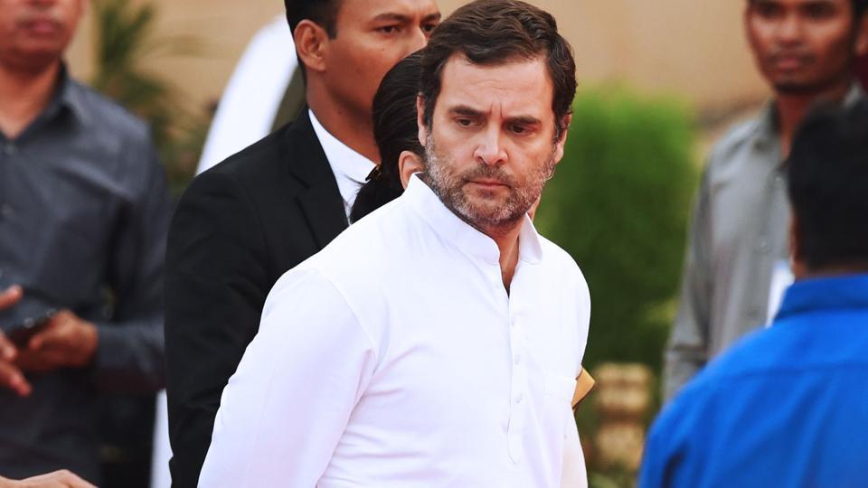 rahul gandhi,rahul gandhi loses Amethi seat,amethi lok sabha seat