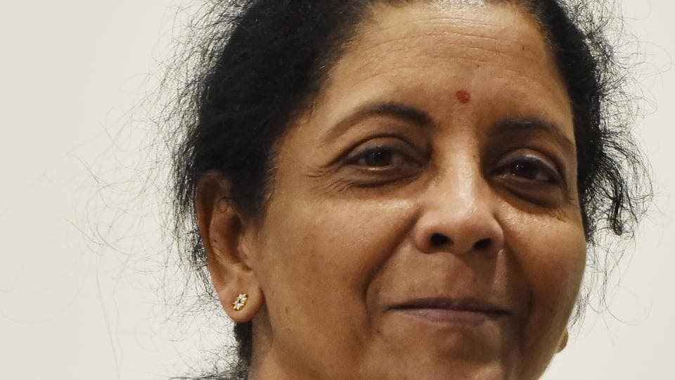 According a person close to Sitharaman, on the first day in office, she was overwhelmed by the prospect of occupying the post held by Arun Jaitley