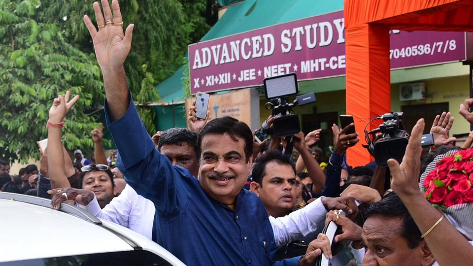 Nitin Gadkari is among the leaders from Maharashtra who have been inducted in PM Modi's ministry.