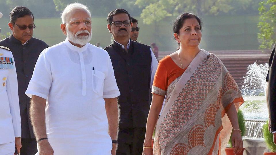 Nirmala Sitharaman,Finance Ministry,PM Modi's new Cabinet