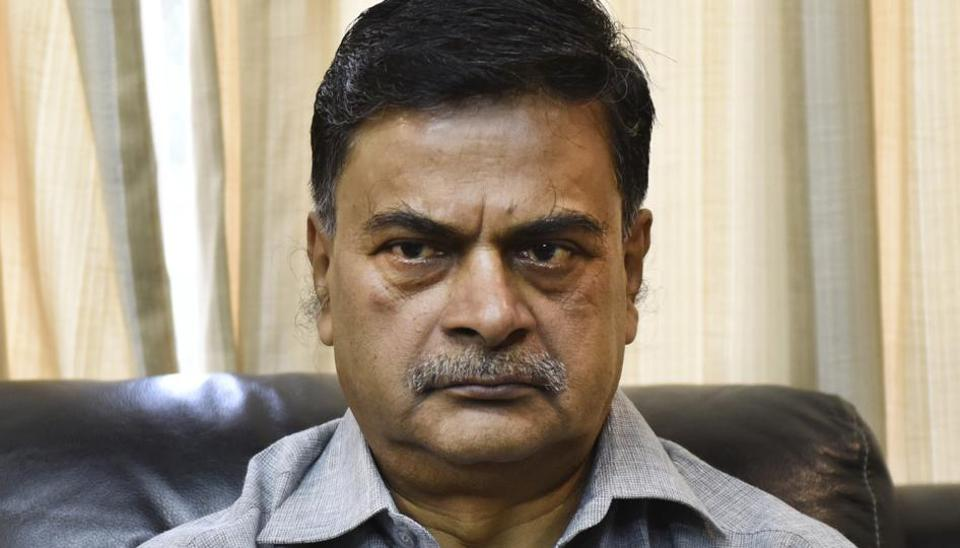 The former Indian Administrative Services officer who was a minister of state in the power ministry in the 2014 Lok Sabha contested and won from Arrah, in Bihar.