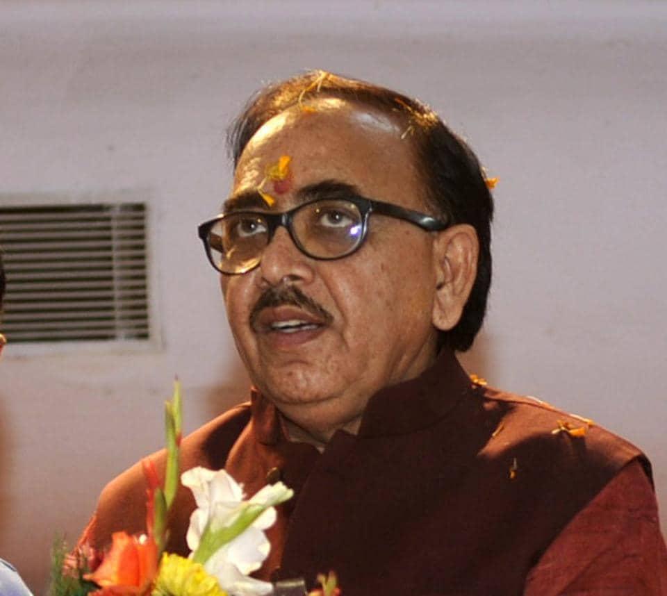 Mahendra Nath Pandey will be heading the Ministry of Skill Development and Entrepreneurship