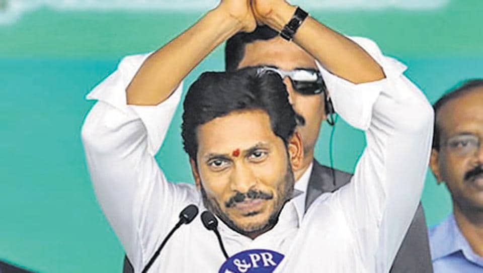 New Andhra Pradesh Chief Minister  YS Jaganmohan Reddy began revamping his office by getting officers who were close to his father late YSRReddy.