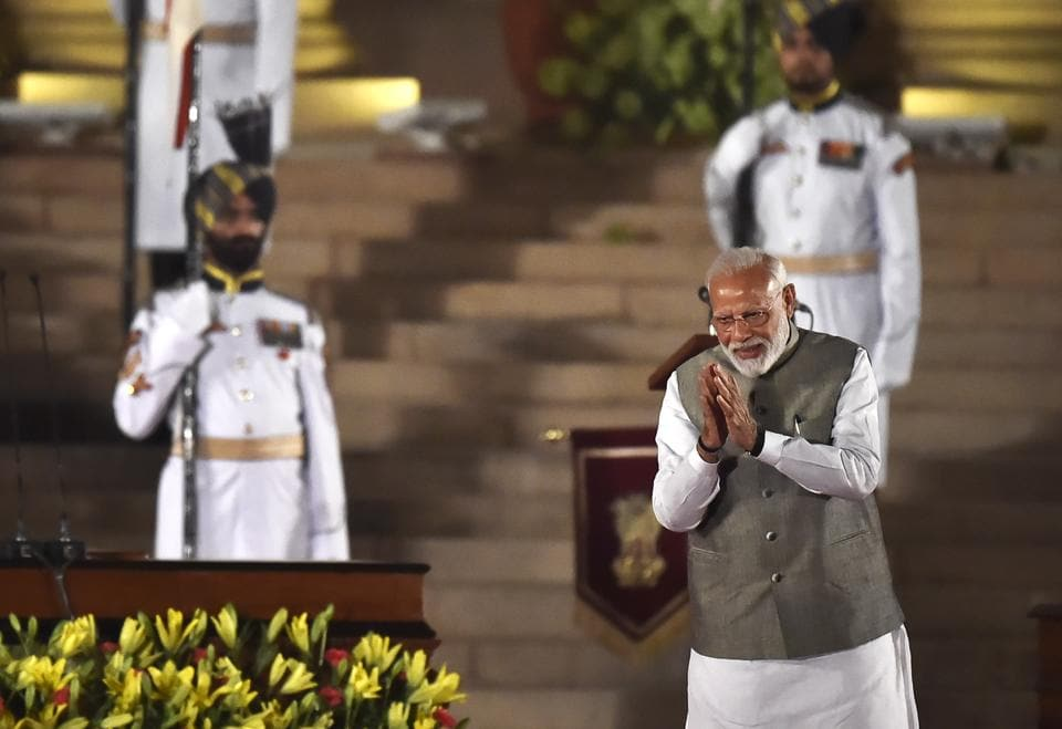 Modi and his Bharatiya Janata Party (BJP) were last week declared landslide winners of India's general election with an increased majority in the Lok Sabha.
