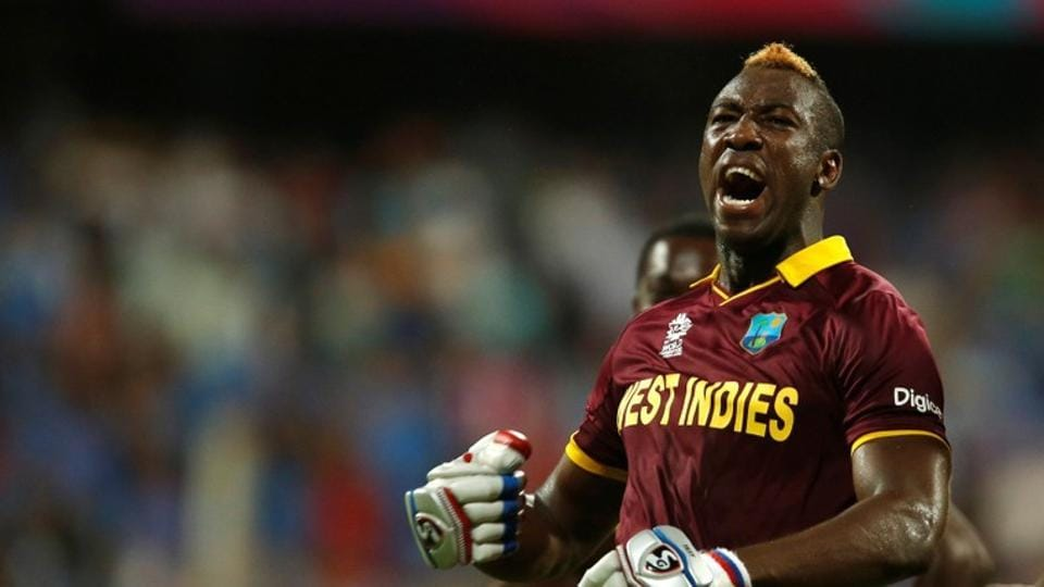 ICC World Cup 2019,Andre Russell,West Indies vs Pakistan