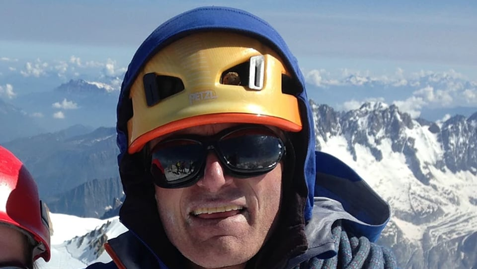 The team leader Martin Moran is a well known climber who has already scaled the peak twice in the past.