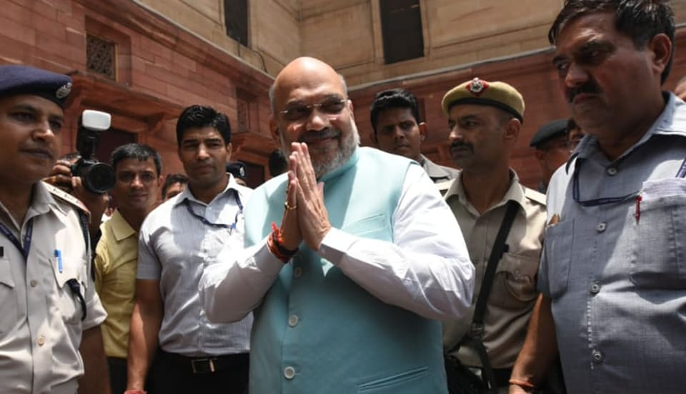 Amit Shah,Union Home Minister,Home Minister