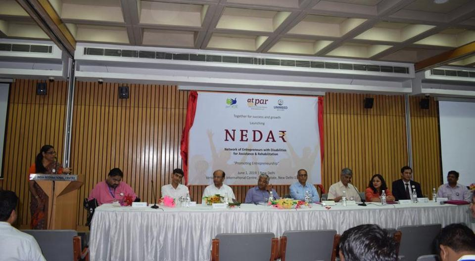 ATPAR empowers the differently-abled with the launch of NEDAR.