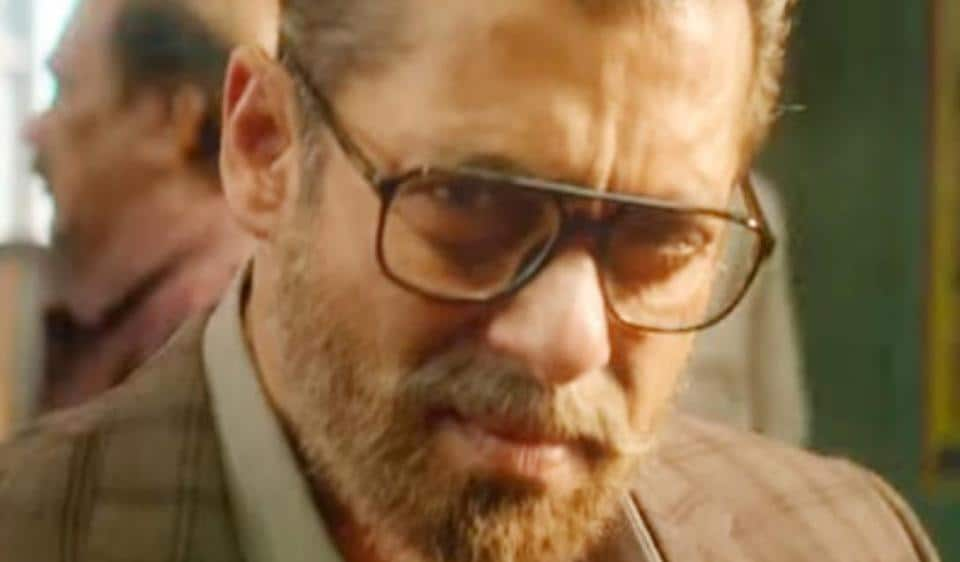 Salman Khan plays the titular role in Bharat.