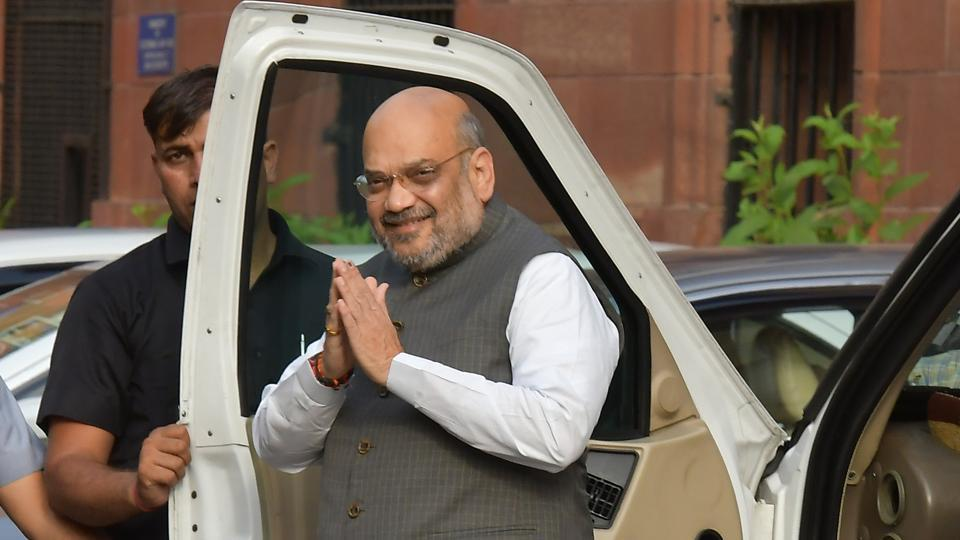 Amit Shah isn't new to the responsibilities of a home minister.  He was the home minister of Gujarat and held other portfolios from 2002 to 2010.