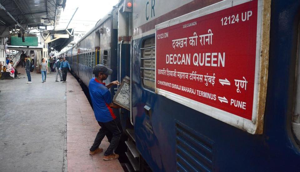 Deccan Queen, that commenced operations on June 1, 1930, entered 90th year on Saturday.