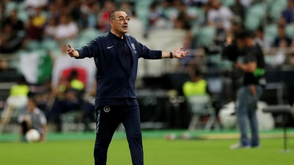 Chelsea,Maurizio Sarri,Juventus switch