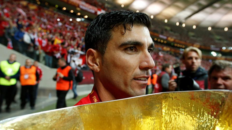File image of former Spain striker Jose Antonio Reyes