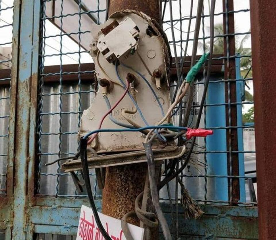 A three-year boy in the city had to lose his limbs due to severe shock when he came in contact with an MSEDCL transformer (PHOTO FOR REPRESENTATIONAL PURPOSE ONLY)