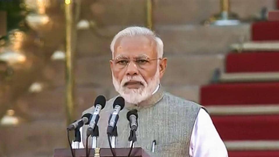 New India,Narendra Modi,BJP