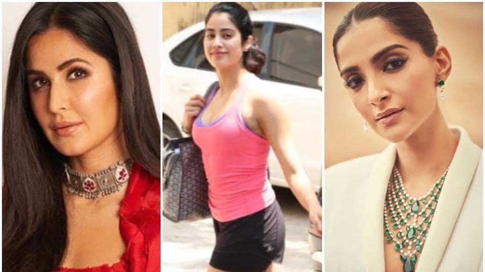 Sridevi's daughter Janhvi Kapoor's shorts make Katrina Kaif 'worry' for her