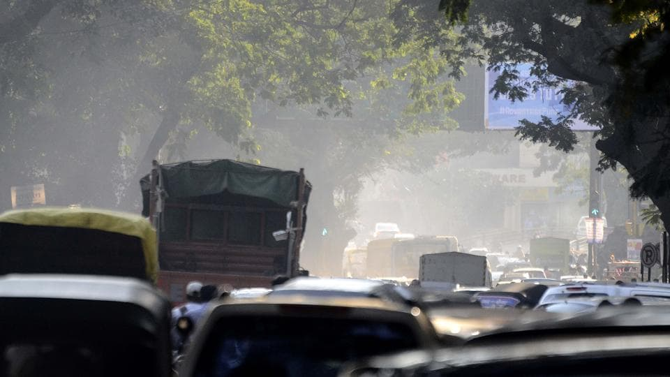 With dust emerging as the foremost pollutant in the region in the last few days, the Uttar Pradesh Pollution Control Board (UPPCB) has cracked a whip on polluters imposing heavy penalties, officials said.
