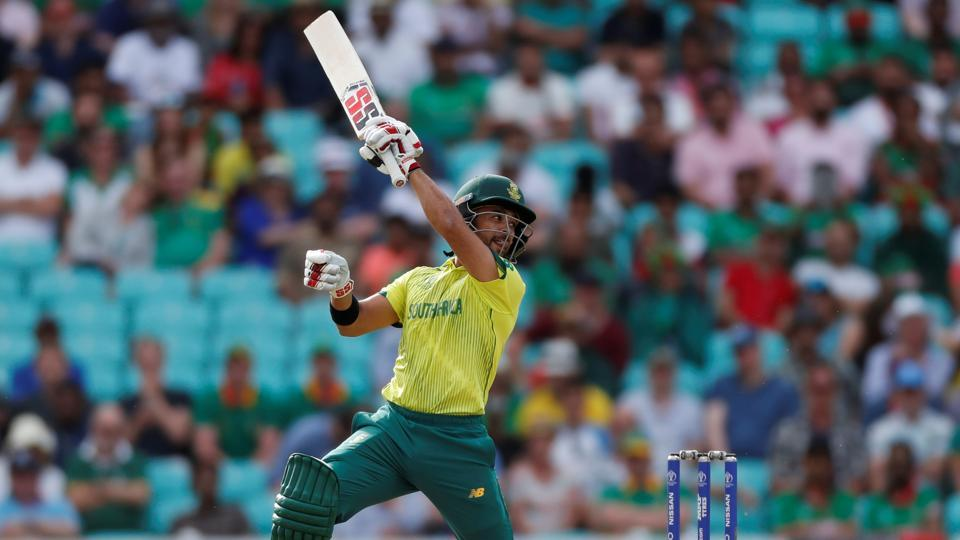 South Africa's JP Duminy in action. (Action Images via Reuters)