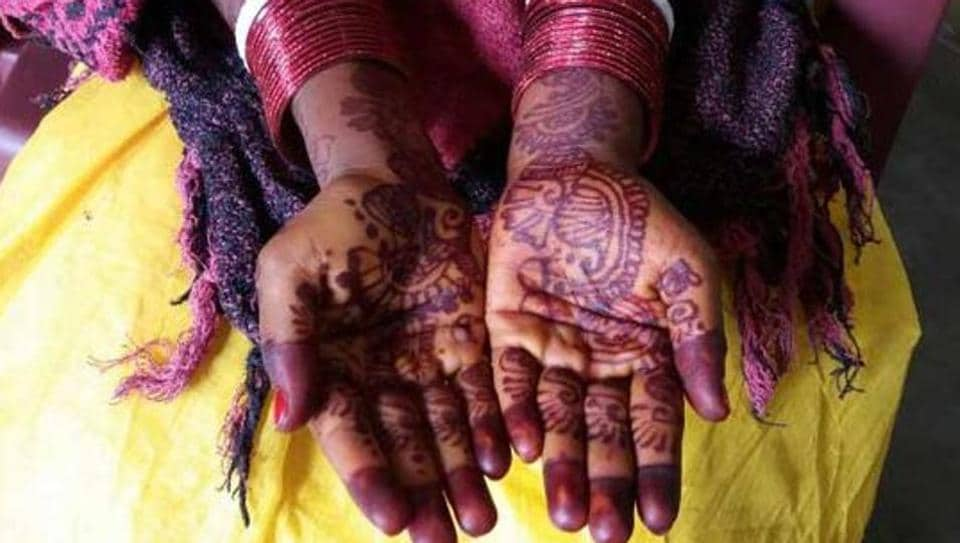 """A 17-year-old boy in a village in Lohardaga district was on Friday made to marry a minor girl in the same village on the orders of the panchayat apparently because the two would talk to each other on phone for """"long durations""""."""
