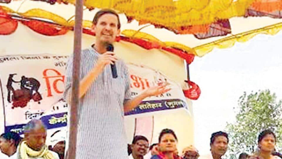 Jean Dreze,tribal activists,Economist Jean Dreze