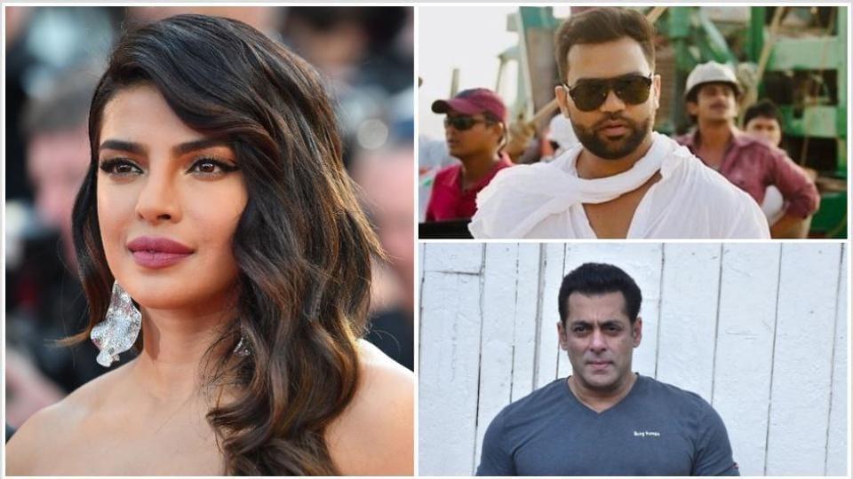 Ali Abbas Zafar has no issues with Priyanka Chopra even as Salman Khan keeps talking about her.