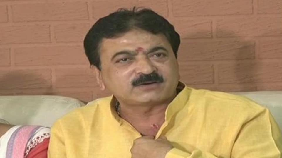 The BJP MLA, Balram Thawani, was caught on camera thrashing and kicking NCP woman leader Neetu Tejwani, who had approached him for resuming water supply to her locality in Ahmedabad district.