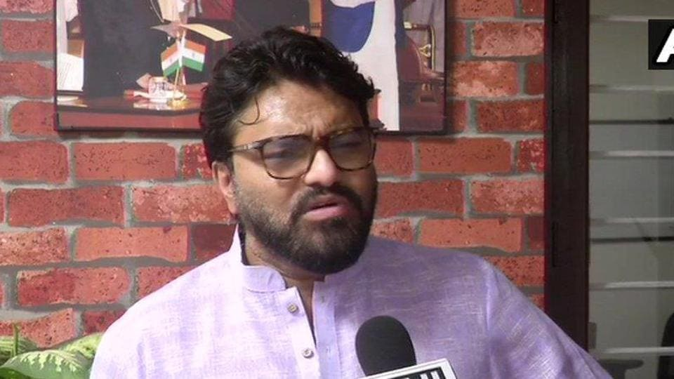 Babul Supriyo,India news,Shree ram slong