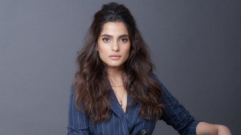 Actor Priya Bapat is gaining popularity for her role in Nagesh Kukunoor's City of Dreams on Hotstar