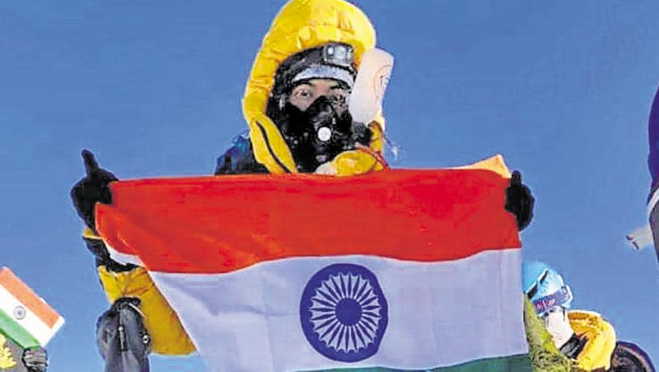 Sheetal Raj is the youngest woman from Uttarakhand to scale Mt Everest.