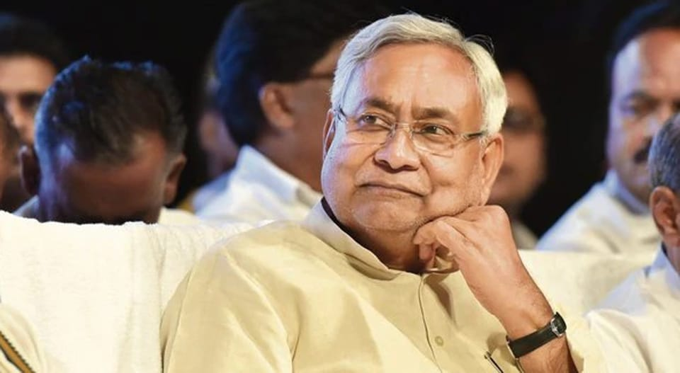 Bihar now has 33 ministers. The state can have a maximum of 36 ministers, including the chief minister, as the strength of a ministry cannot exceed 15% of the strength of the state assembly.