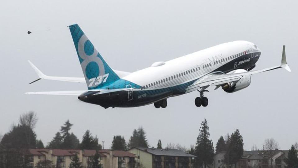 Boeing announced Sunday that some of its medium-haul 737s, including the 737 MAX 8, could have a defective wing part, but that there had been no reports of flight issues linked to the defect.