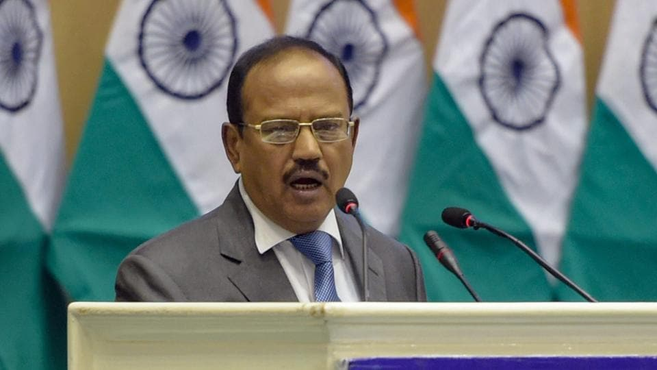 Ajit Doval was reappointed as the National Security Adviser (NSA) to Prime Minister with the rank of a Cabinet minister for another five years.